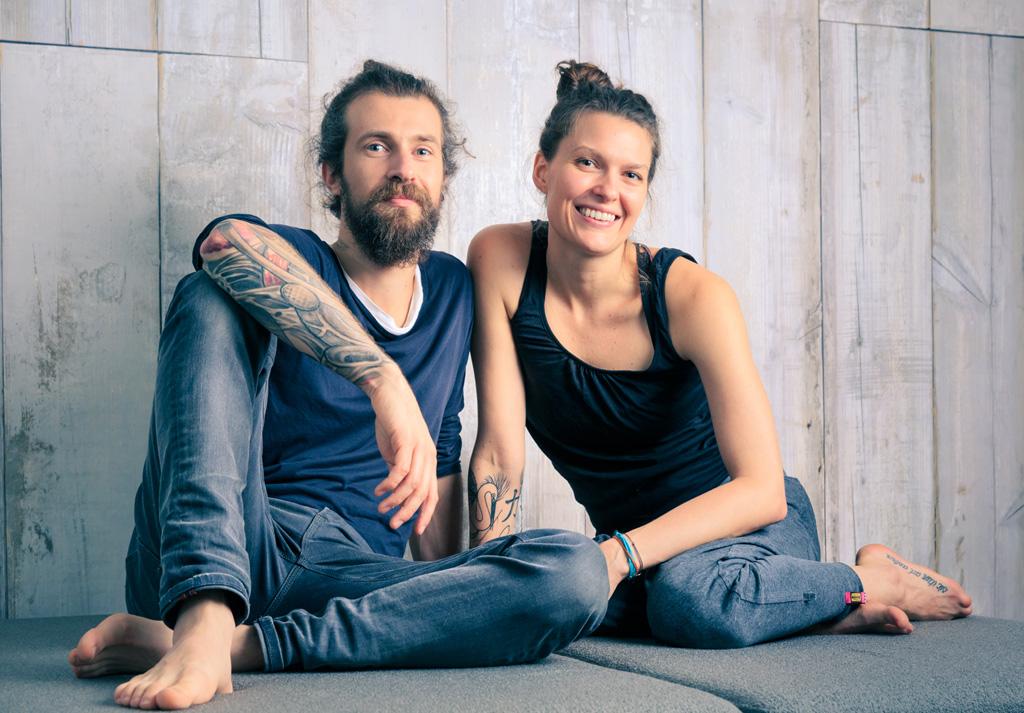 Liz & Roland